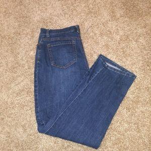 Gloria Vanderbilt Jeans Amanda Size 10